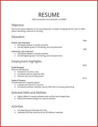 Resume Templates Interests On Interest Examples Hobbies And Bunch Ideas Of Best Accounting For Child Care