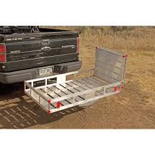 Guide Gear Aluminum Cargo Carrier With Ramp, 60