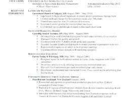 Study Abroad Advisor Resume Example Resumes Black Names Sample Horticulture St