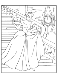 Printable Pictures Cinderella Coloring Pages 74 For Your Online With