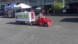 Mini Semi Truck Go Kart, Greatest Go Kart Ever? This Mini ...