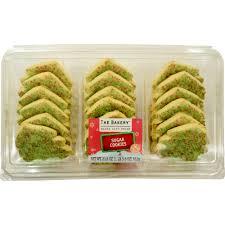 Christmas Tree Preservative Recipe Sugar by The Bakery Tree Shaped Sugar Cookies 18 Count 21 6 Oz Walmart Com