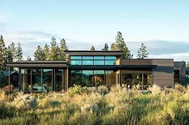 100 Desert House Design Exquisite Natureinspired Modern Retreat In Oregons High Desert