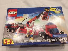 100 Lego Fire Truck Games LEGO Town City Fighters Lift 6477 EBay
