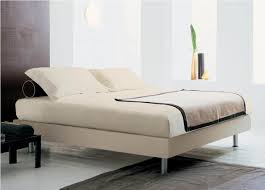 Remarkable Bed Without Headboard With Platform Designs Bedroom Ideas
