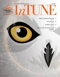 Halloween Resurrection Castellano by Intune U2014 The Houston Symphony Magazine U2014 July 2017 By Houston