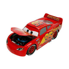 Obral Cars 3 Lightning Mcqueen Diecast Mobil 10.5 Inch - Obral.co
