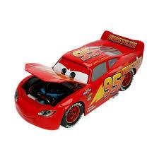 Obral Jada Disney Cars 3 Cruising Lightning McQueen Diecast 1:24 ...