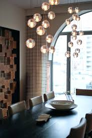 Contemporary Chandeliers For Dining Room Fascinating Crystal