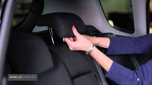 housse siege clio 3 tuto pose de housses dans la voiture
