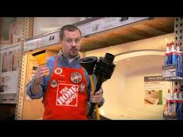 Unclogging A Bathtub Drain Video by How To Unclog A Tub Drain The Home Depot Youtube