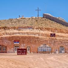 100 Church For Sale Australia Coober Pedy Beats The Heat By Building Underground