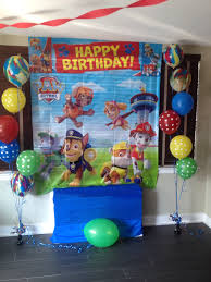 Halloween Scene Setters Canada by Paw Patrol Sprinkler Pool Connorturms3 Pawpatrolpawty Connors
