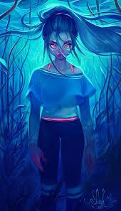 Artwork Immersed By Loish Digital Painting
