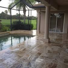 pavers and travertine mr marcite pool resurfacing venice