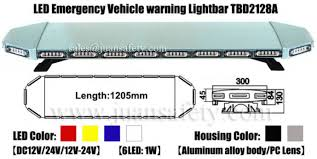1w bright led lightbar safety lightbar emergency light ultra
