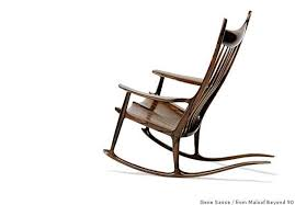 sam maloof rocking chair class sam maloof s work known for its practicality sfgate