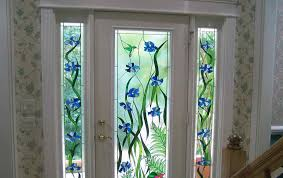 Artscape Savannah Decorative Window Film by Stained Glass Window Film Cling Types And Styles Faux Stained