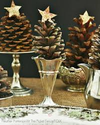 Pine Cone Christmas Tree Ornaments Crafts by 96 Best Pinecone Crafts Images On Pinterest Children Games