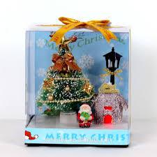Usb Mini Fiber Optic Christmas Tree by Fiber Optic Christmas Decorations Gift Boxes Fiber Optic