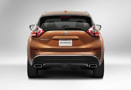 The Motoring World The new 2015 Nissan Murano