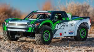 100 Baja Rc Truck 16 Super Rey 4WD Desert Brushless RTR With AVC Black