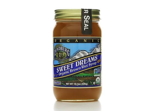 Organic Sweet Dreams Brown Rice Syrup - 595g