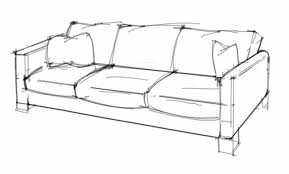 ID Render How To Draw A Sofa That Looks Comfortable