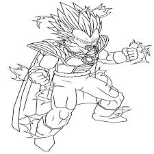 Dragon Ball Para Colorear Inspirador Dibujos De Z Dragon Ball Para