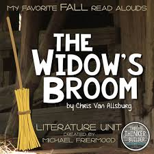 Childrens Halloween Books Read Aloud by The Widow U0027s Broom Literature Unit My Favorite Read Alouds