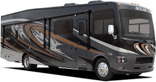 Outlaw By Thor Motor Coach Class A Motorhome Toy Hauler