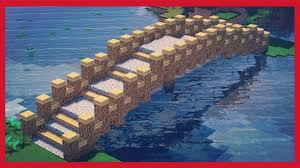 minecraft come fare un ponte minecraft come fare un