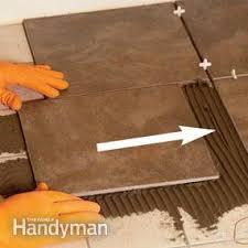 tile installation how to tile existing tile tile
