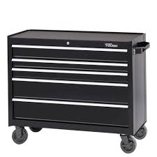 100 Service Truck Tool Drawers Hyper Tough 41 Wide 5Drawer Cabinet Black Walmartcom