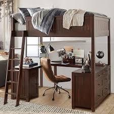 Chelsea Vanity Loft Bed by Teen Loft Beds U0026 Bunk Beds Pbteen