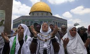 What Is A Muslim Prayer Curtain by Why Is Jerusalem Important You Asked Google U2013 Here U0027s The Answer