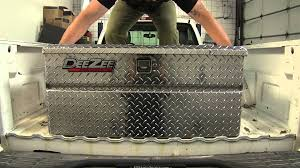 Review Of The DeeZee Red Label Truck Bed Toolbox - Etrailer.com ... Dee Zee Truck Tool Box Autopartswaycom Dz6170nb Bed Torail Ebay Tech Tips Poly Plastic Wheel Well Installation Specialty Series Padlock Single Lid Crossover Kobalt Youtube Red Label Utility Chest Fast Shipping Toolbox Tie Down Best Pickup Boxes Ideas On Turn A Into Dzee Gold Full Size For Sale 350 Obo Diggit Installing Padlocks On The Review 2007 Ford F250 And F350 Super Duty Amazoncom 8546b Automotive