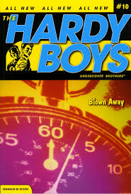 Blown Away Hardy Boys All New Undercover Brothers 10 Franklin W Dixon 9781416911739 Amazon Books
