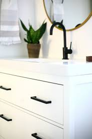Ikea Hemnes Bathroom Collection by My Proudest Ikea Hack Classy Modern Vanity From An Ikea Favorite
