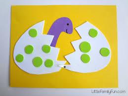 Dinosaur Craft For Preschoolers