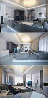 beispiele zum wohnzimmer einrichten grau weiss modern