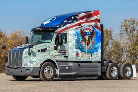 100 Patriot Trucking FT
