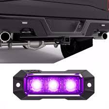 100 Strobe Light For Trucks Amazoncom SpeedTech S Z3 9W LED For Police Cars