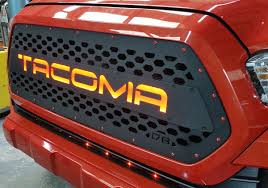 Grille Inserts : Pure Tacoma Accessories, Parts And Accessories For ... Airdesign Usa To Debut 2016 Toyota Tacoma Kit The Shop Chevrolet 2017 Adds Offroready Trd Pro Trim Accsories For Sale In Modesto Ca Amazoncom 2018 Piano Black Tailgate Trendy Leer Tonneau Topperking Offroad Photo Image Gallery Tacoma Sport Side Stripe Graphics Decal Bed Rack Active Cargo System Short Trucks Truck Pinterest Tacoma And Cars Covers Truck 2009 Pin By Joshua J Cadwell On Toy Accsories