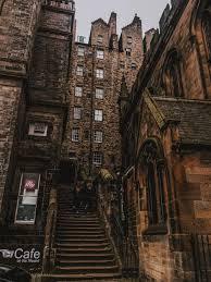 100 Edinburgh Architecture Milnes Court Visit Houses Of