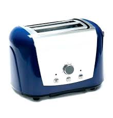 Blue Toasters 2 Slice Toaster Accents Retro