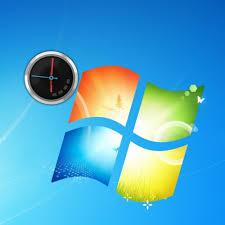 windows 7 bureau horloges windows 7 gadgets à télécharger gratuitement