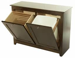 Under Cabinet Trash Can Pull Out by Kitchen Metal Trash Can Kitchen Garbage Cans Metal Trash Can