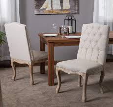 Amazon.com - Set Of Two Hardwood Tufted Dining Room Chairs With ... Lofty Inspiration Round Ding Table Set For 2 Fresh Small Kitchen Corliving Bistro Pewter Grey Chairs Of The Home Sunny Designs Homestead And Chair For Two Sparks Coaster Dinettes Casual 3 Piece Value City Liberty Fniture Lucca 535dr52ps Formal 5 Pedestal Decenthome Light Gold Metal Seat Medium Size Of Owingsville Rectangular Room 6 Side D58002 Primo Intertional Hyde Counter Height Illinois Tone Large 72 With 8 Dunes Reclaimed Wood Ding Chairs Set Two By The Orchard Winsome Lynden Stackable Outdoor