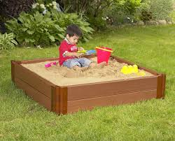 Frame It All Square Sandbox & Reviews   Wayfair Decorating Kids Outdoor Play Using Sandboxes For Backyard Houseography Diy Sandbox Fort Customizing A Playset For Frame It All A The Making It Lovely Ana White Modified With Built In Seat Projects Playhouse Walmartcom Amazoncom Outward Joey Canopy Toys Games Lid Benches Stately Kitsch Activity Bring Beach To Your Backyard This Fun Espresso Unique Sandboxes Backyard Toys Review Kidkraft Youtube